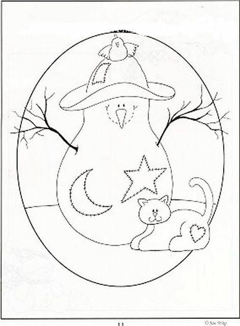 Dibujos y Plantillas para imprimir: Muñecos de Nieve | Coloring ...