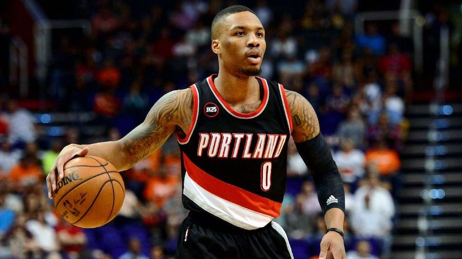 info for 55012 ad68b Dame Lillard Explains Why His adidas Shoes Dont Have Boost Technology -  Nike Store Online. Damian Lillard, Trail Blazers, ...