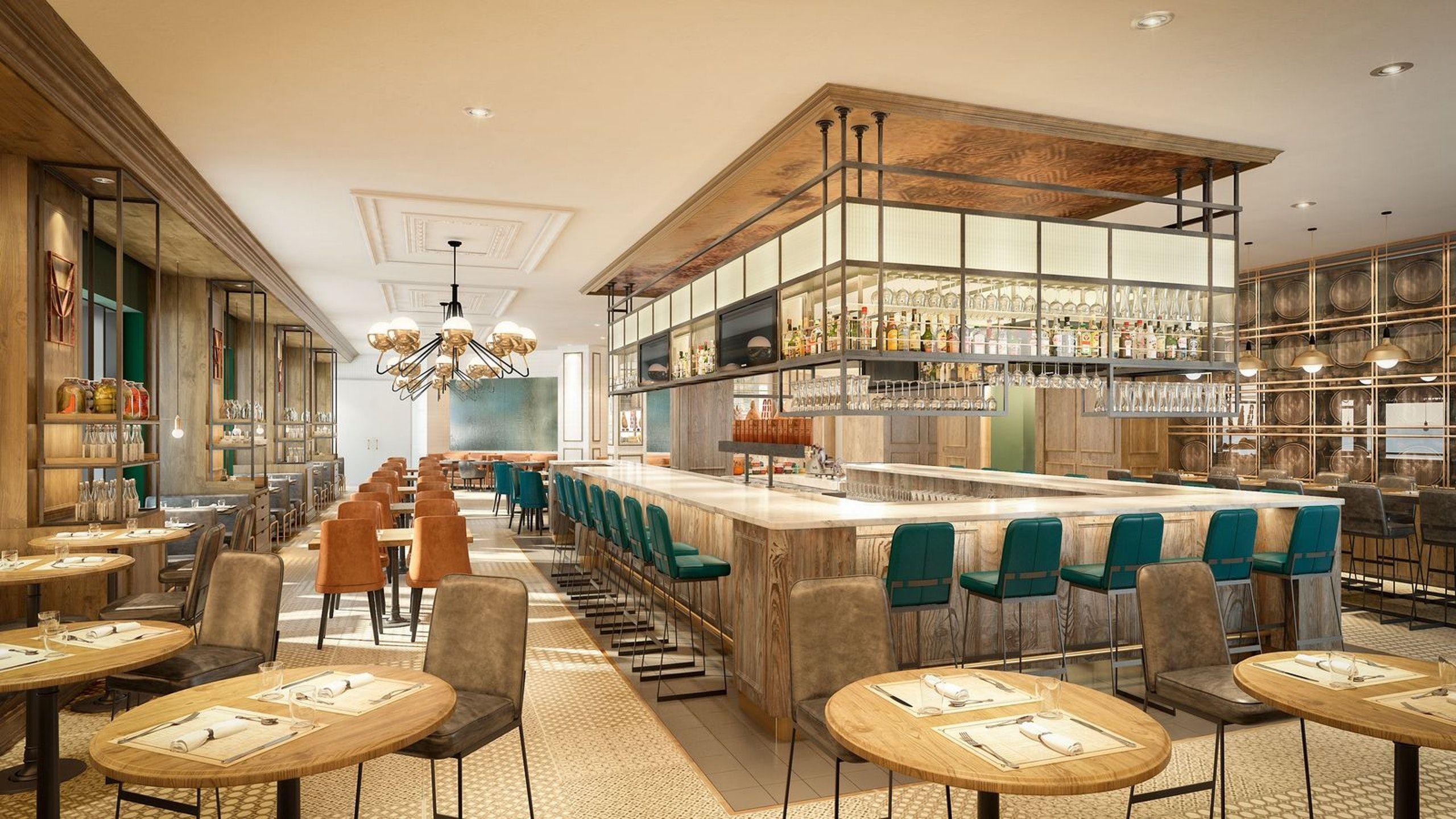 Restaurant Suites at Fairmont Chicago Millennium Park