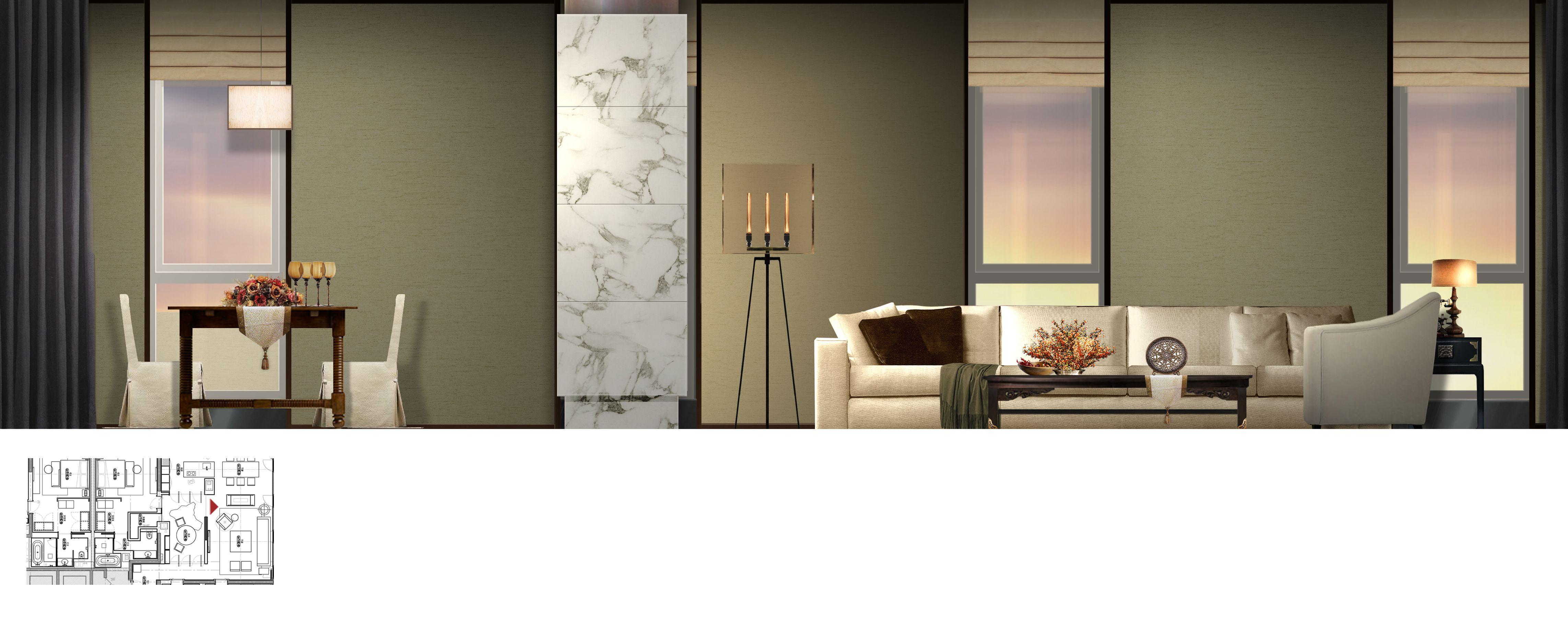 Interior Presentation Elevation Plan Stairs Sketch Designers