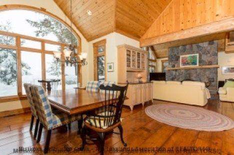 MLS: 521940381 - 16 SYKES RD, MUSKOKA - $3,950,000 | Muskoka Real Estate | Chestnut Park
