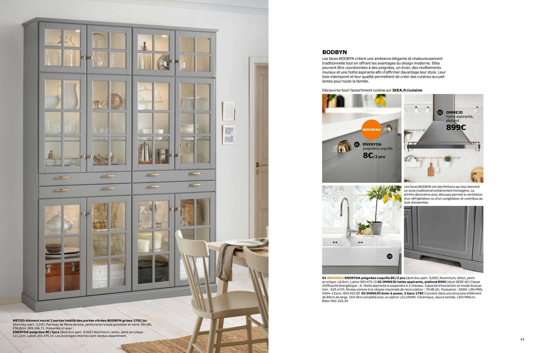 Brochure Cuisines IKEA 2018 | idées maison et rangement | Pinterest