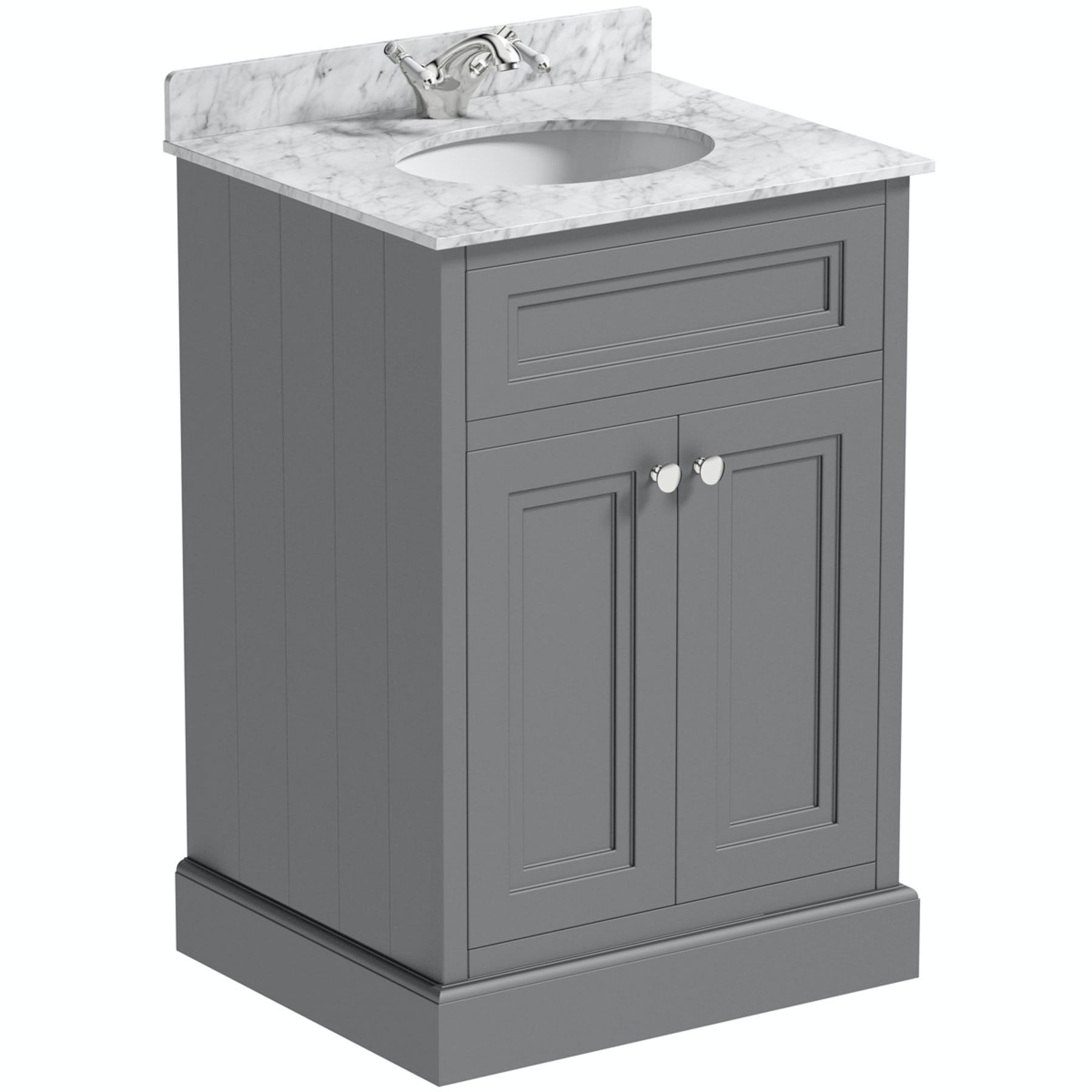 Floorstanding Bathroom Vanity Units | VictoriaPlum.com