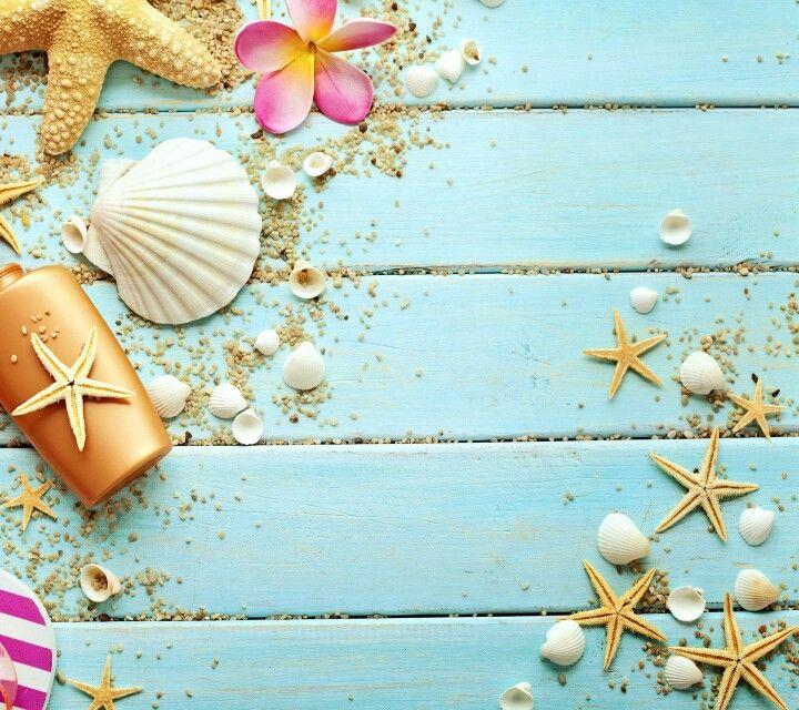 Pin By Sharon Flower On All Of Life Beach Themed Wallpaper Summer Wallpaper Wallpaper