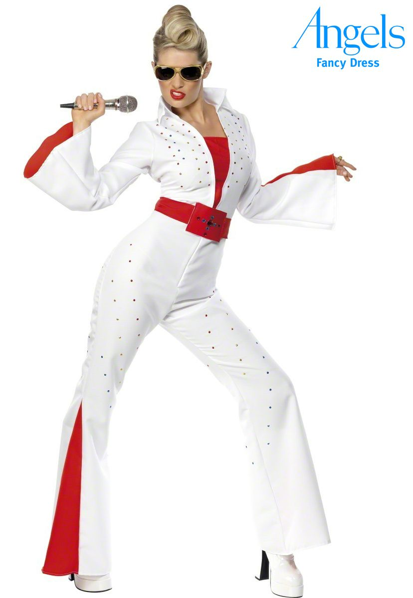 Pin by Jordan Bethany on halloween | Elvis costume, Rock