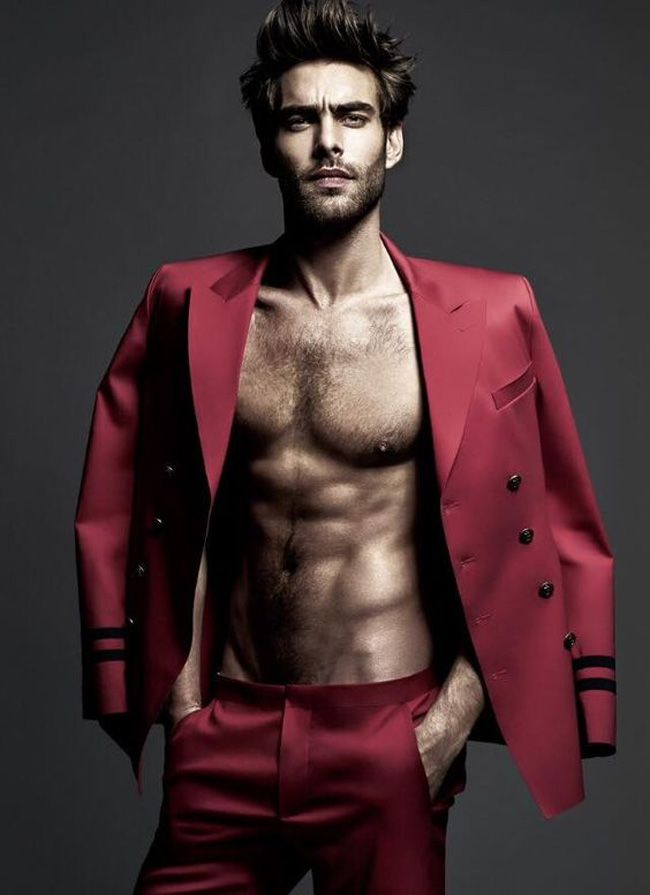 Are male fashion model gay