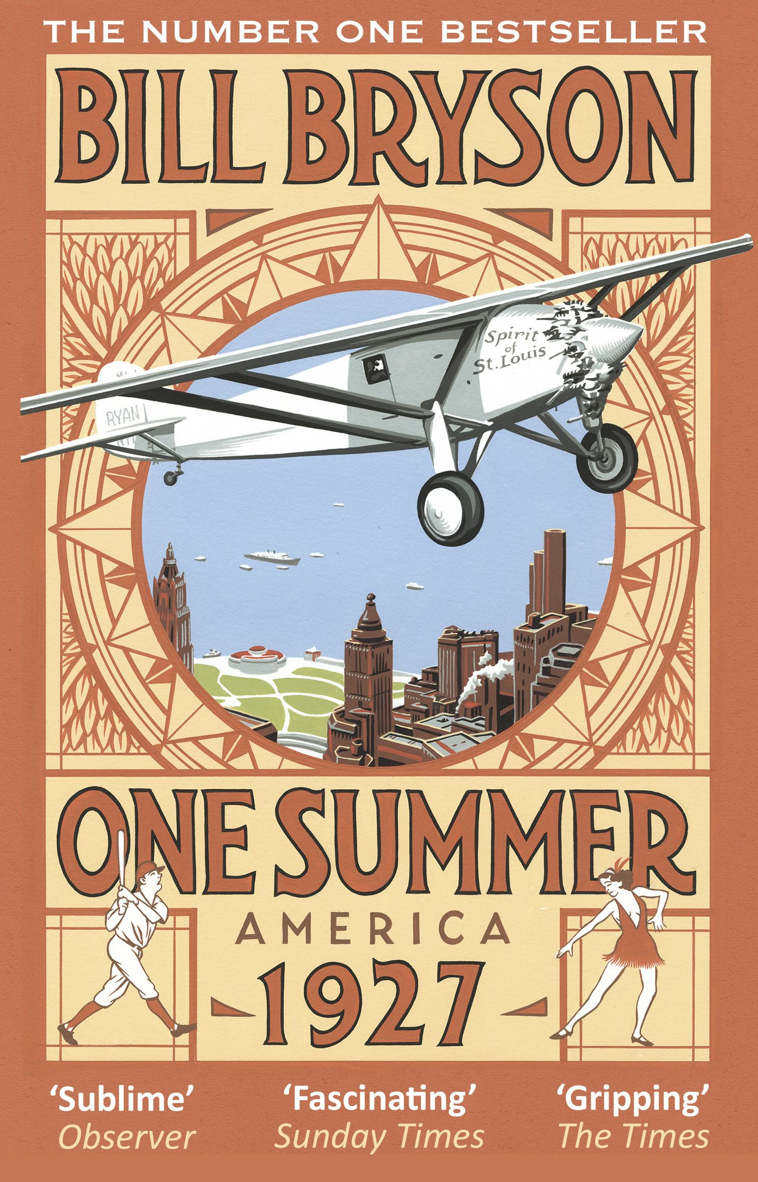 Bill Bryson Travels Back In Time To Summer 1927 In America The