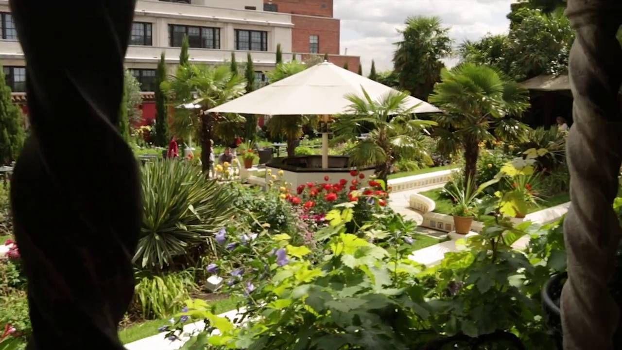 Virgin Rooftop Garden London
