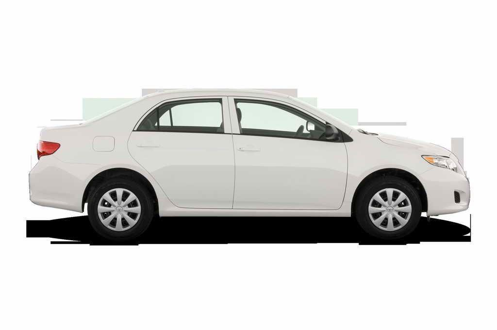 2010 Toyota Corolla Le Tire Size