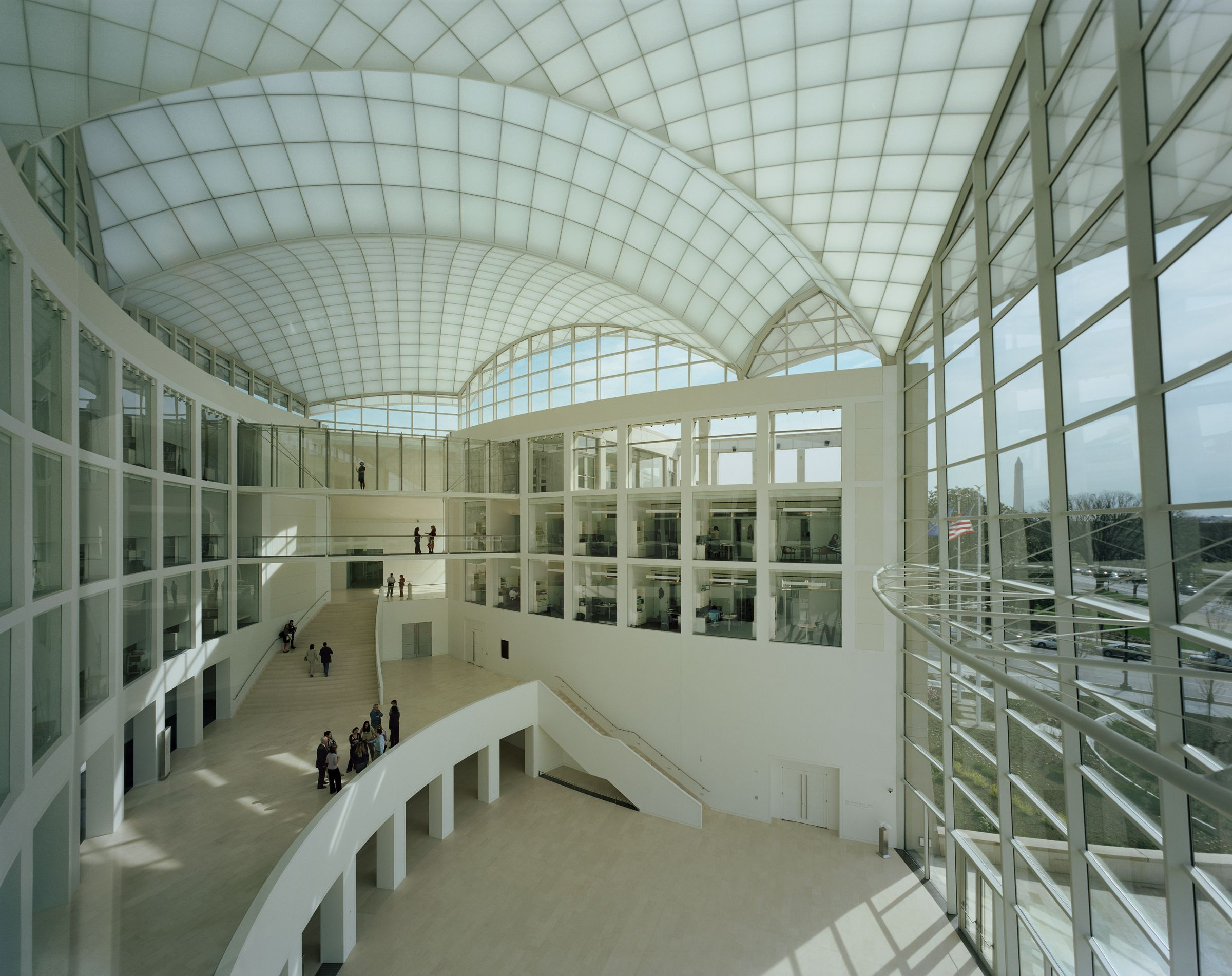 United States Institute Of Peace Washington Dc Architecture