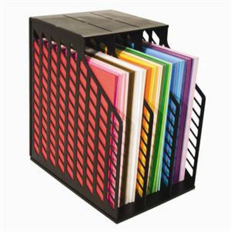 Cropper Hopper - Easy Access Paper Holder - Black
