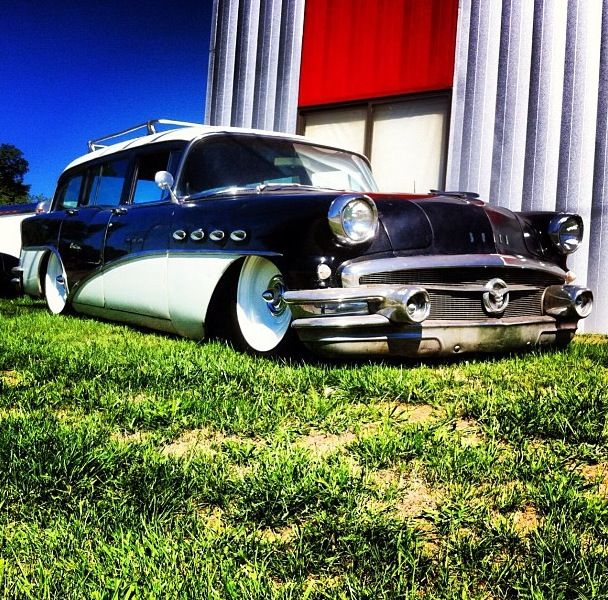 1956 Buick Custom Wagon 1956 buick, Buick, Dream cars