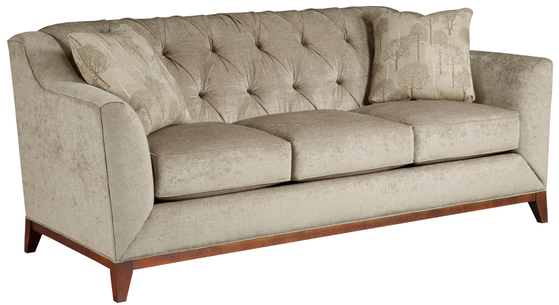 Delicieux Broyhill Furniture Gabrielle Sofa W/ Diamond Tufted Back   Turk Furniture    Sofa Joliet,