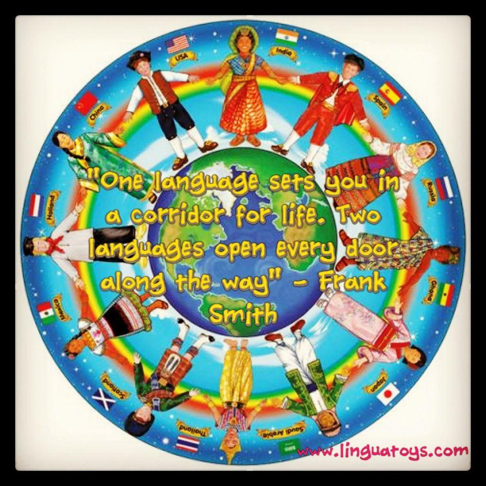 u0026quot une langue vous ouvre un couloir pour la vie  deux langues ouvrent toutes les portes sur l