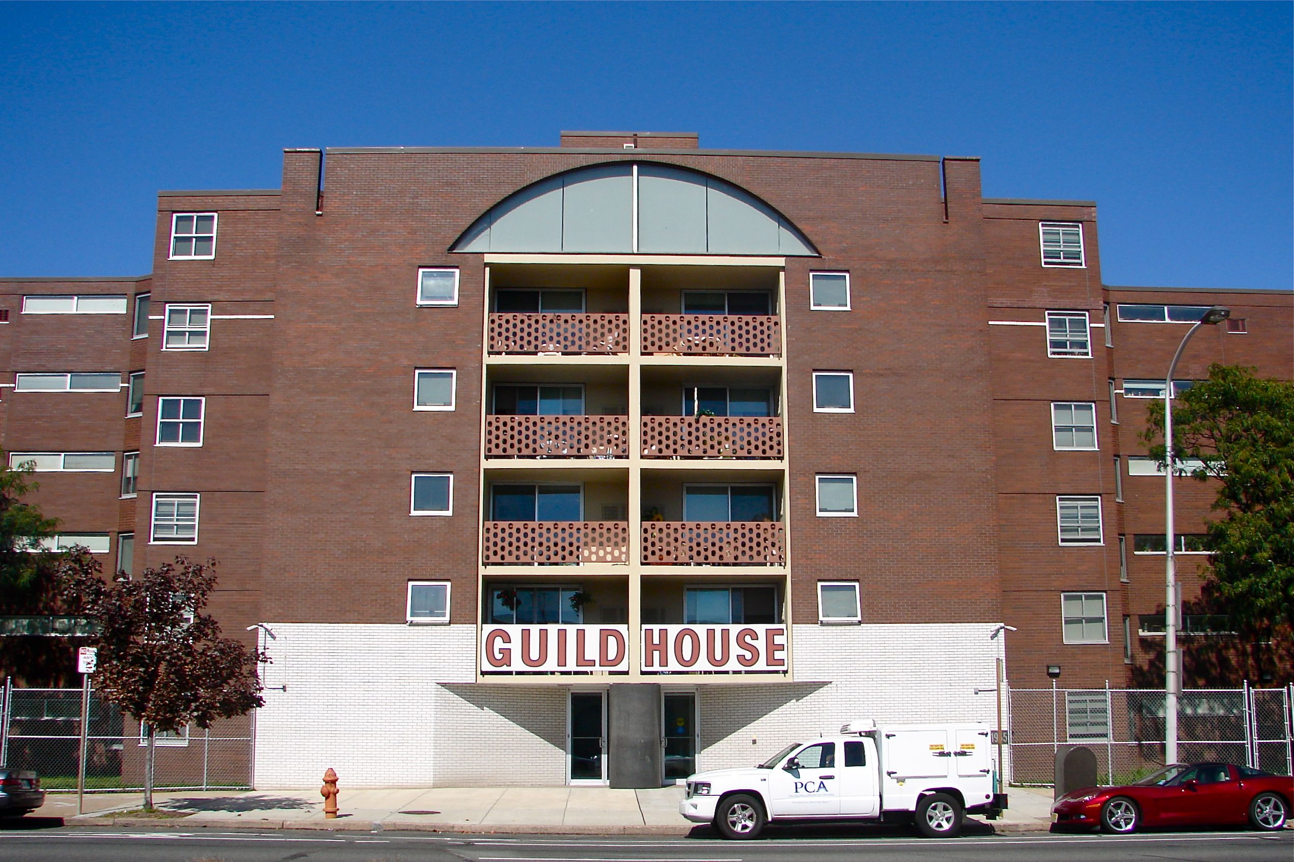 Modern Architecture Encyclopedia guild house (philadelphia) - wikipedia, the free encyclopedia