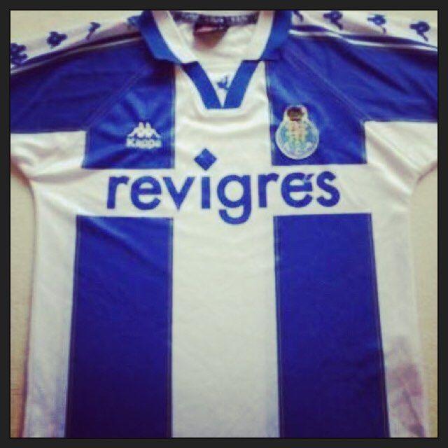 Porto Kappa 1997 football shirt from  retrokits - love this kappa shirt on  http  6fa397d95
