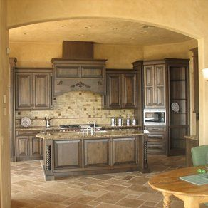 Tuscan Kitchen Color Ideas : What Color To Paint Kitchen Wall With Tuscany  Tiles? U2013 The Kitchen Dahab