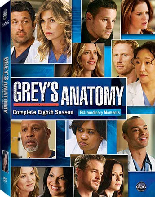 Greys Anatomy Season  Dvd Release Details Seatf