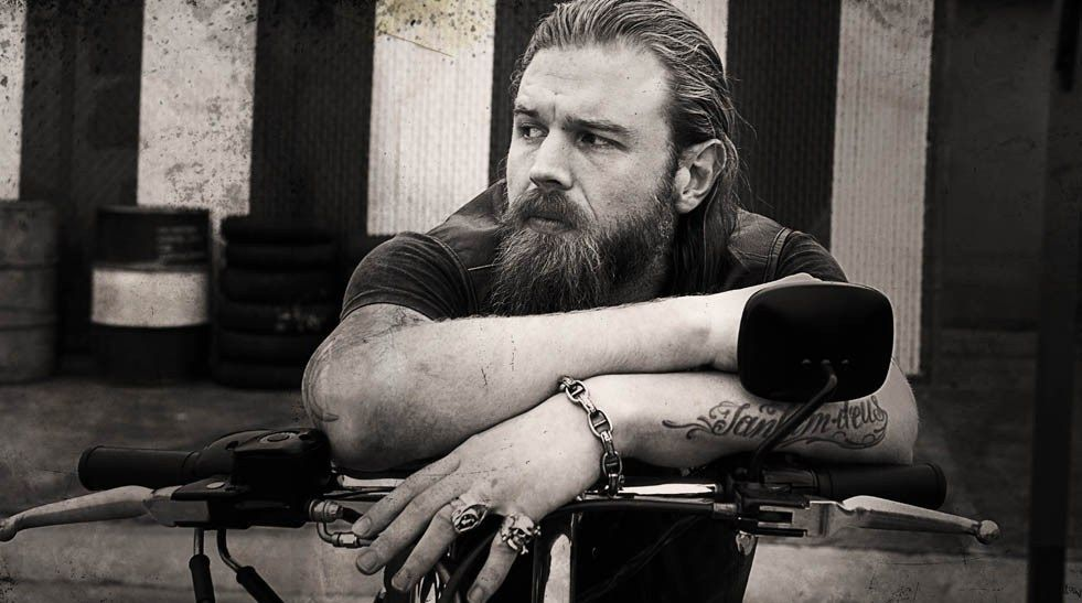 The Walking Dead Adds Sons Of Anarchy Star Ryan Hurst Sons Of Anarchy Ryan Hurst Anarchy