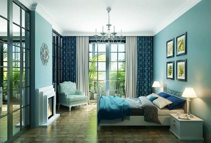 ▷ 1001 + inspirierende Ideen für Wandfarbe Türkis Room