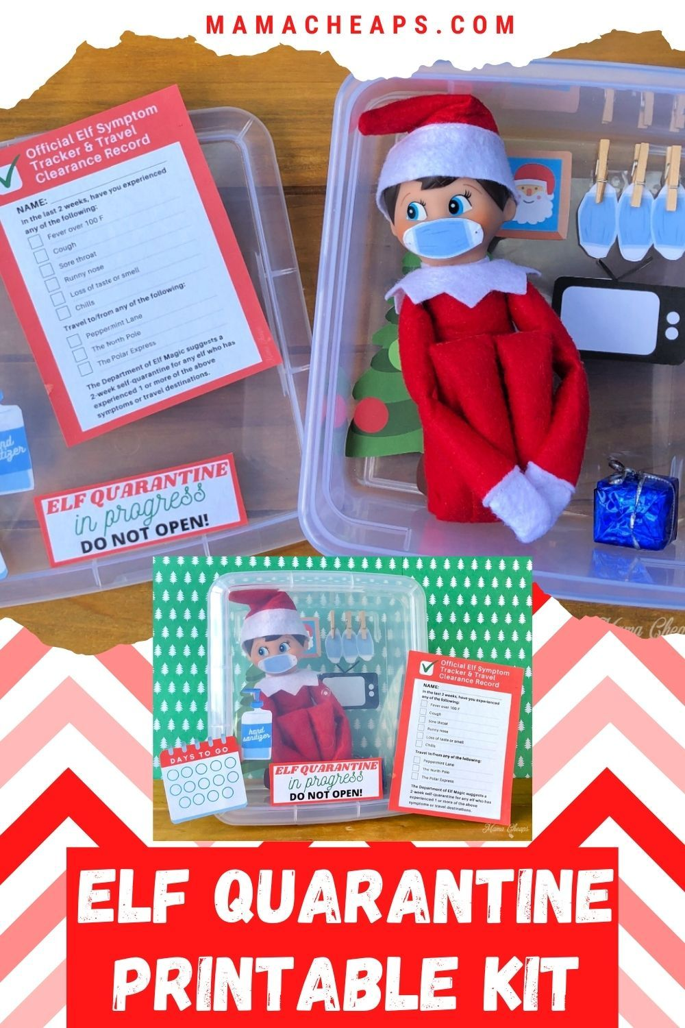 Pin On Holiday Best Elf On The Shelf Ideas For Christmas