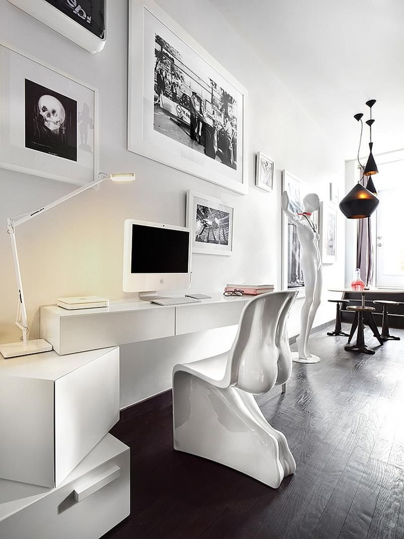24 Luxury and Modern Home Office Designs - Page 5 of 5 | Open ...
