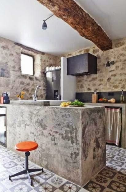 decordemon: COUNTRY HOUSE IN LANGUEDOC, FRANCE