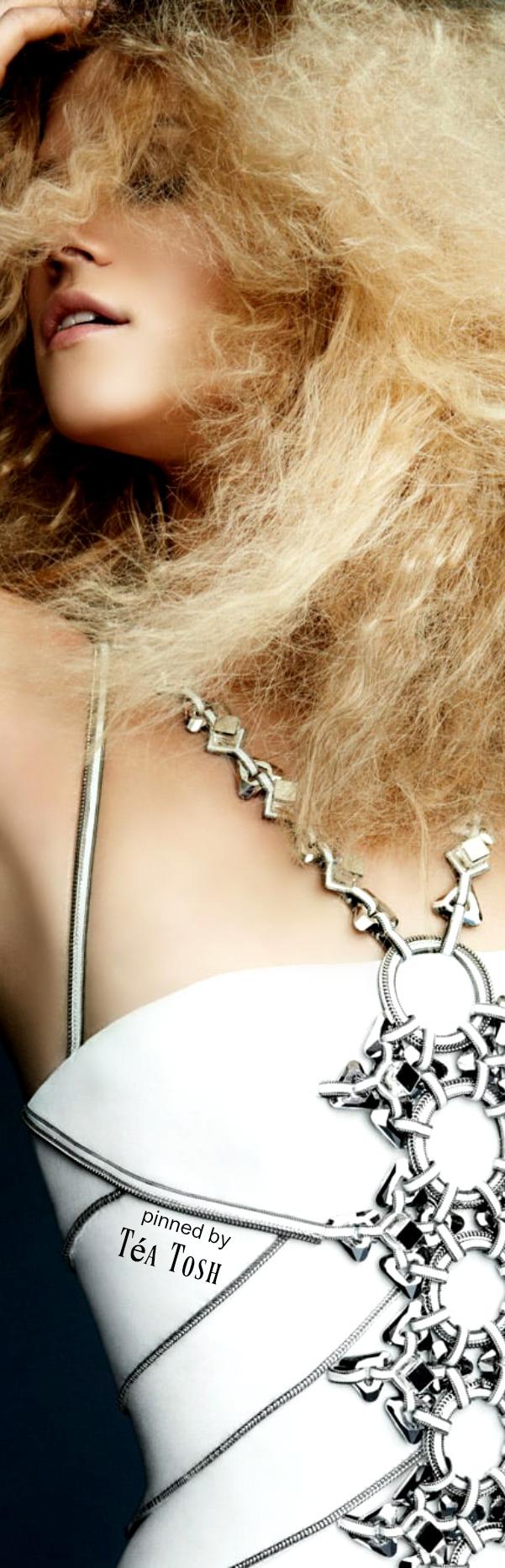 ❇︎Téa Tosh❇︎Atelier Versace, Spring 2010
