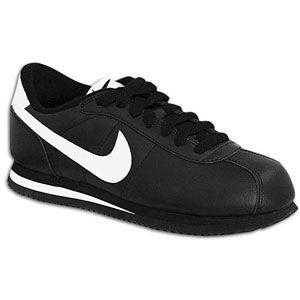 Nike Cortez 07 Boys' Toddler BlackWhiteBlack