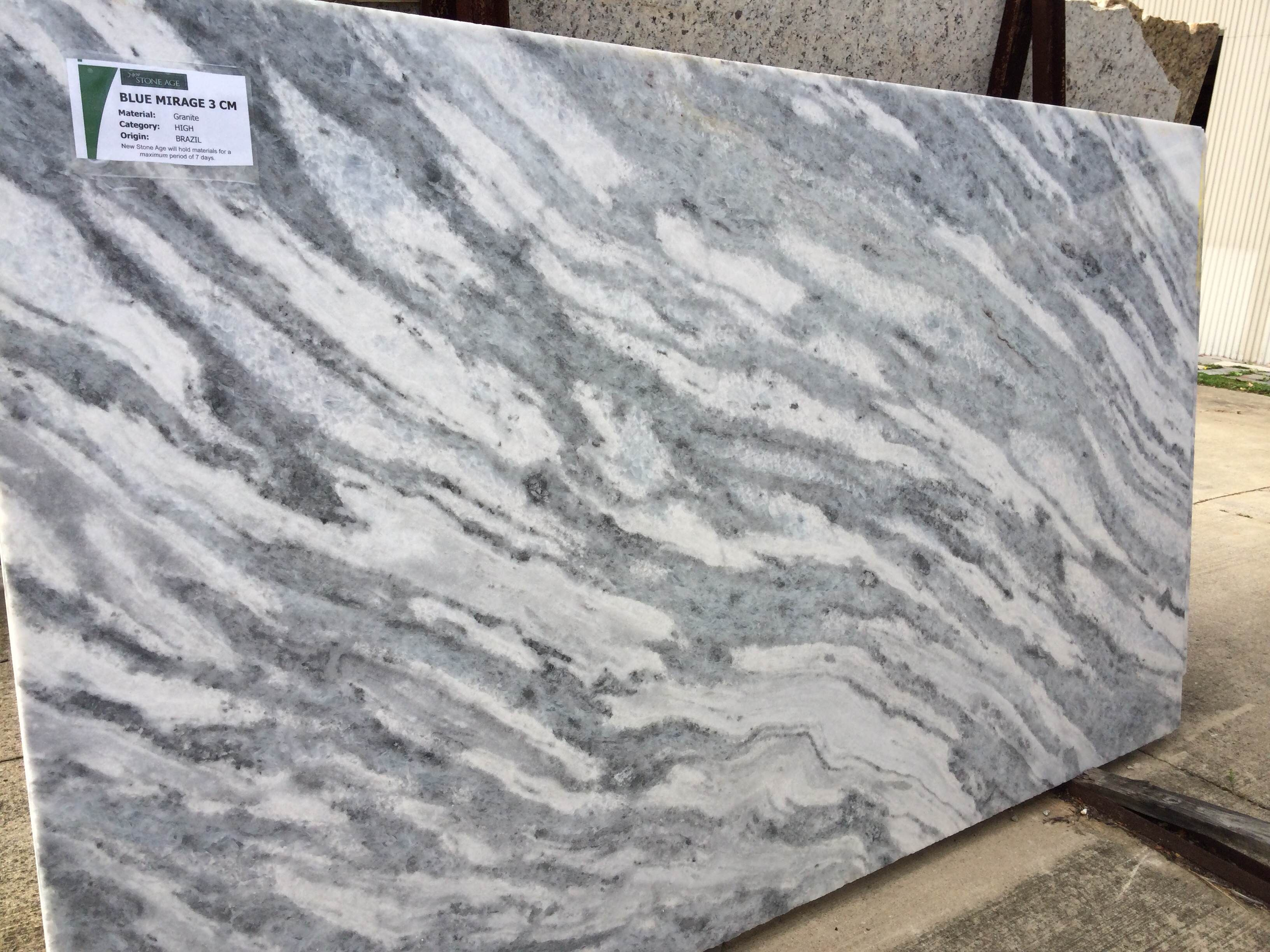 Blue Mirage, beautiful quartzite color | Granite colors ...