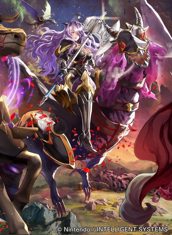 Camilla fire emblem fire emblem characters pinterest for Fe camilla