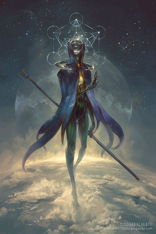 Angelarium - Year 1 | ☆Art & Sculpture☆ | Fantasy art, Character