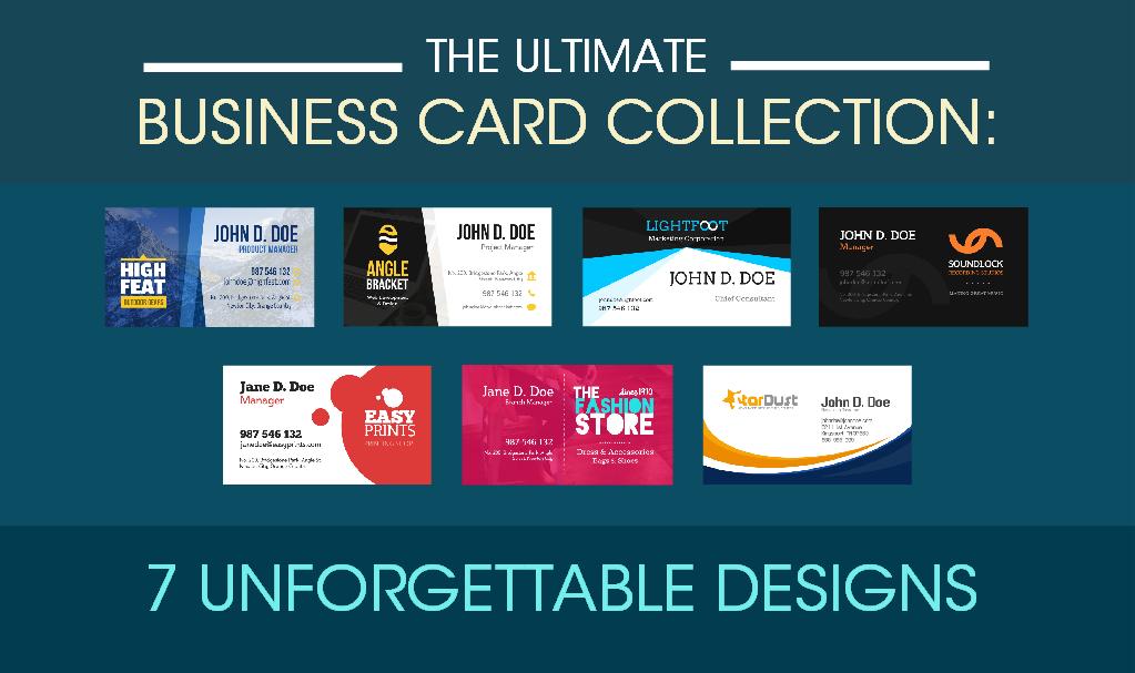 Erstellen Von Business Karten Für Adobe Illustrator Plus Wo