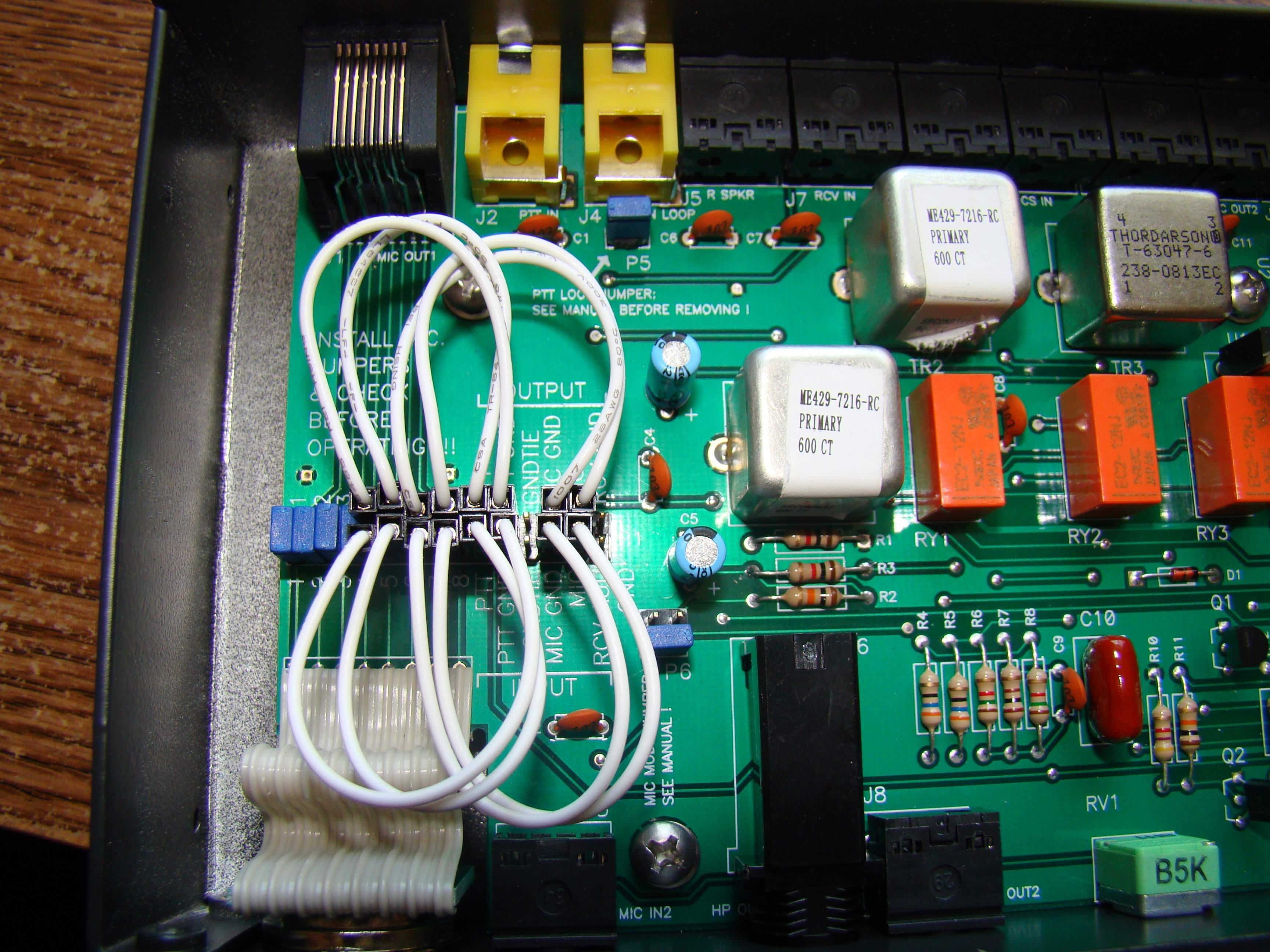 Amateur Radio. Rigblaster Pro (By Mountain West Radio) Digital ...