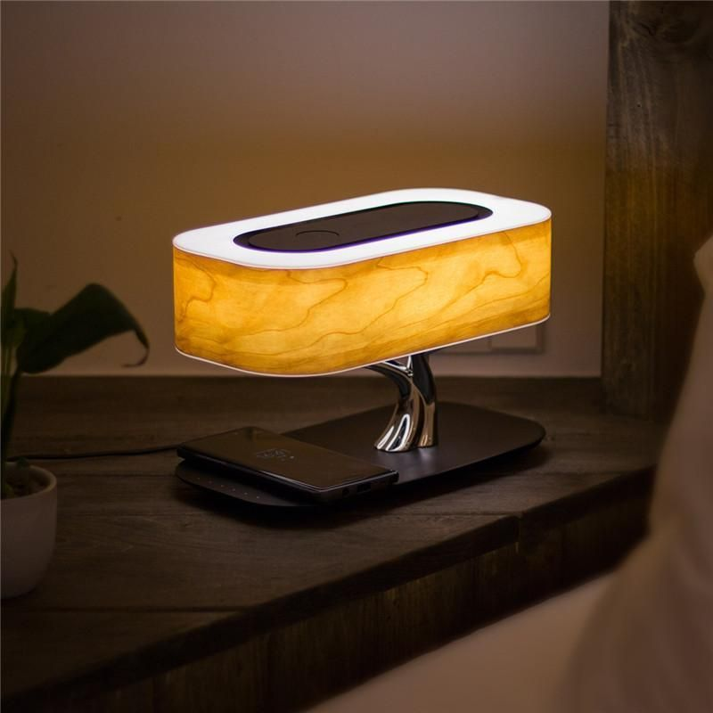 Tree Lamp Wireless Speaker And Charger Allstuff Light Of Life Tree Lamp Lamp