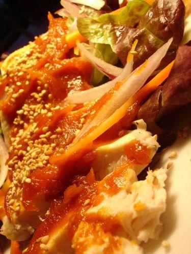 trio de salades | chez becky et liz, blog de cuisine anglaise