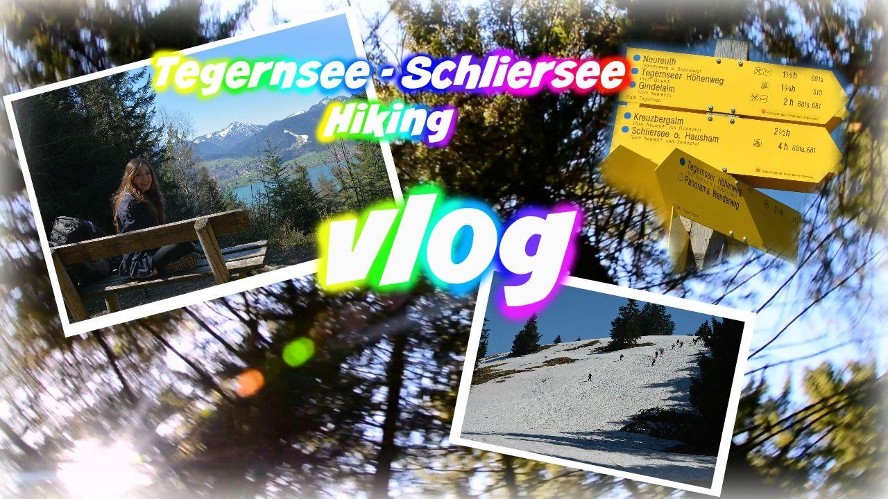 Hiking ve doğa yürüyüşü - Tegernsee & Schliersee - Vlog - Gözde Okul