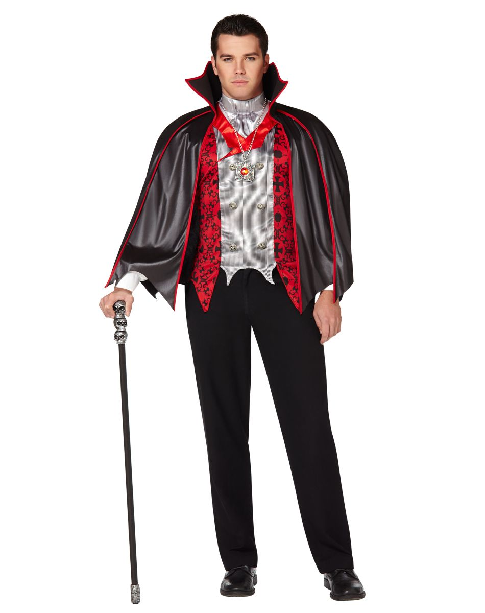 gothic vampire adult costume exclusively at spirit halloween quench your thirst on halloween when you