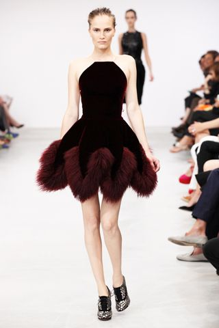 Toya's Tales: What Will Catch My Eye?: Couture Fall 2011:Highlights from the Azzedine Alaia Show