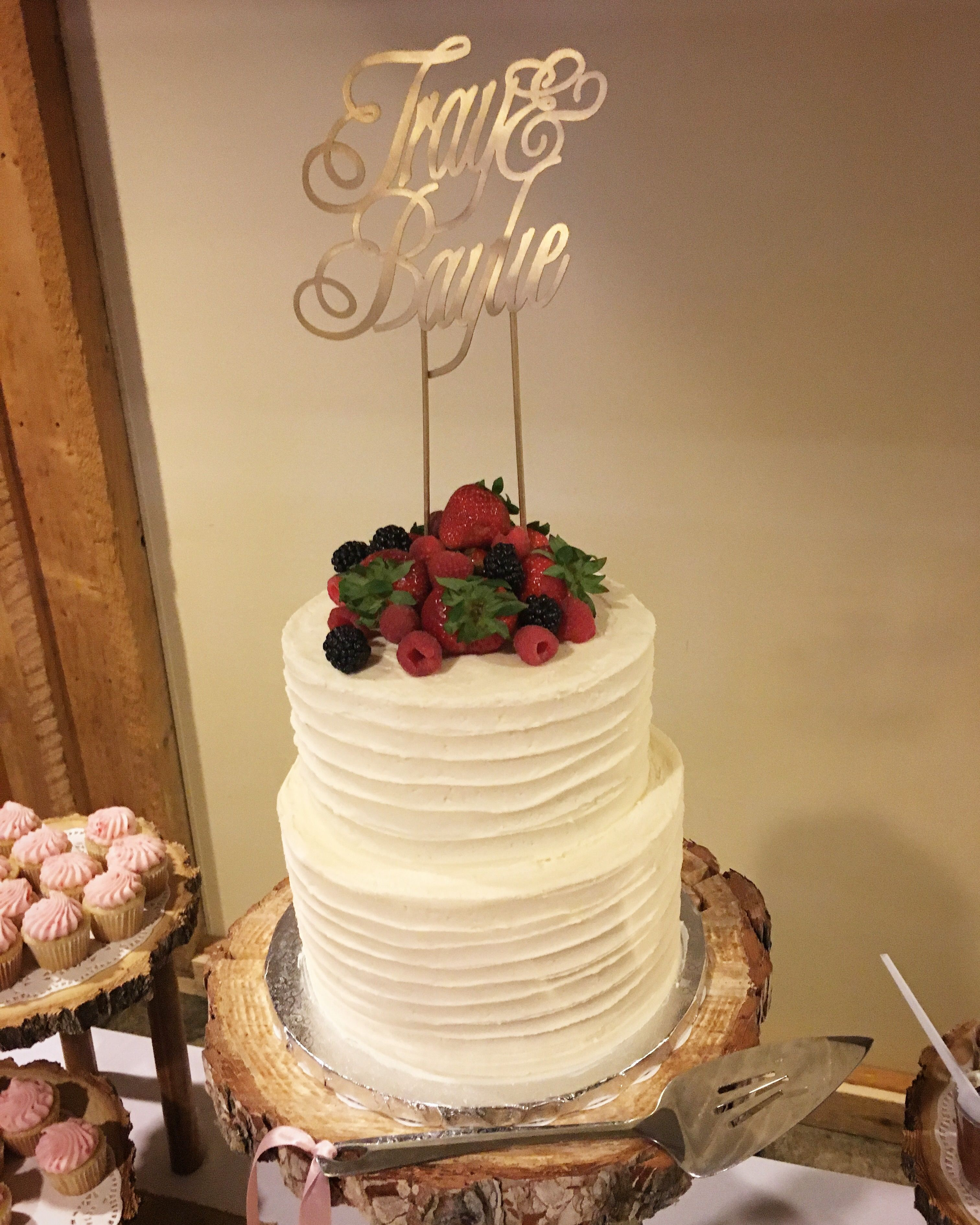 Layer cakes are a fantastic way to accommodate gluten free guests at ...