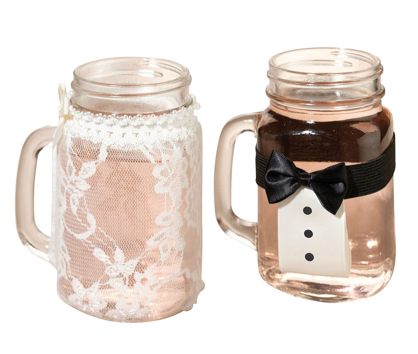 Bride and Groom Drink Glass Cover | Wedding | Pinterest | Wedding