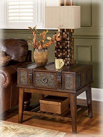 Campaign End Table