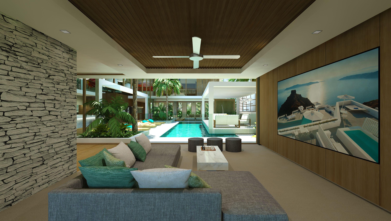 Chris Clout Design: Chris Clout Design Noosa Waters