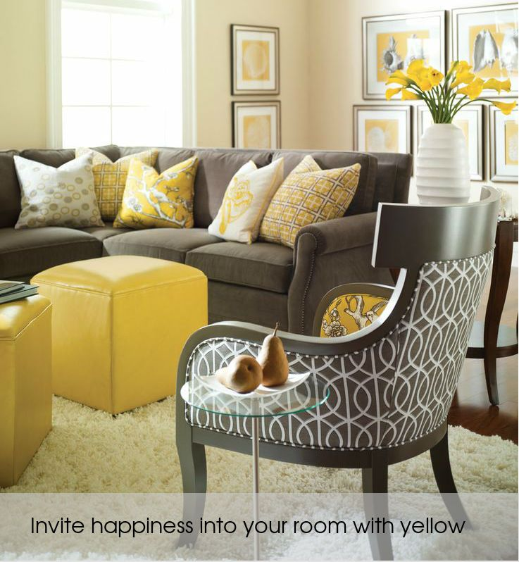 Yellow Great Color Use Pass Through Spaces Hallways And Rooms Out Windows Can