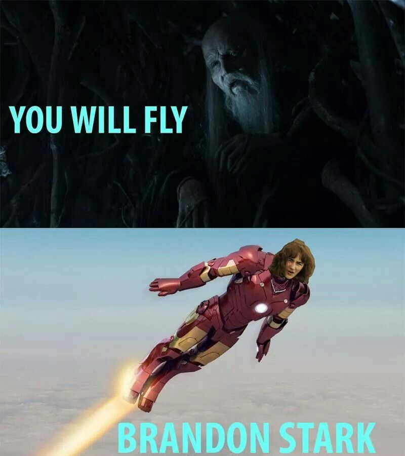 You will fly   Game of Thrones