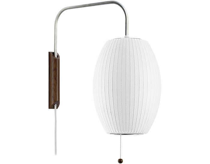 Nelson Bubble Lamp Wall Sconce Cigar Avec Images Luminaire Lamp