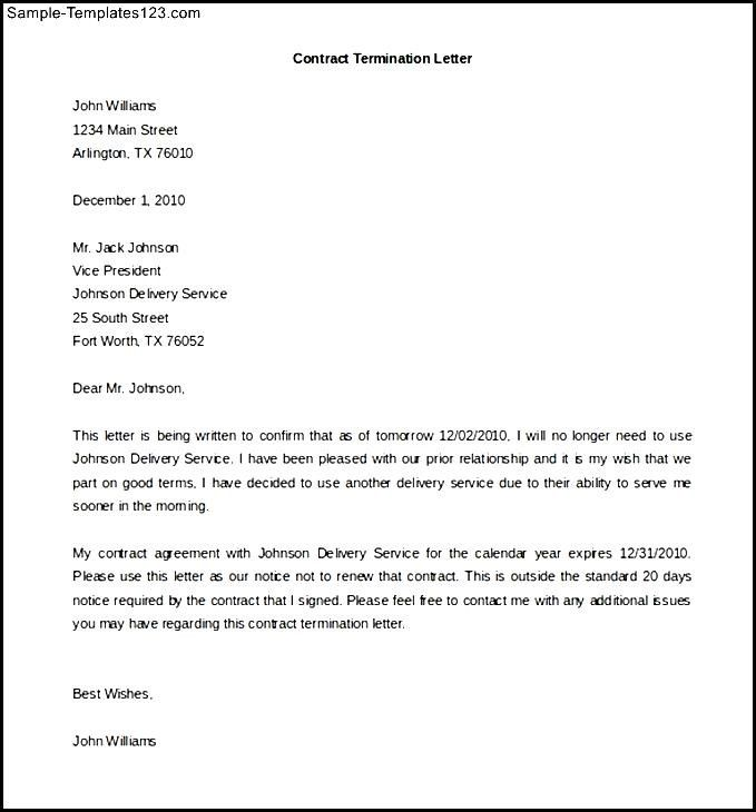 cancellation letter golf membership sample template service write - employee termination letter