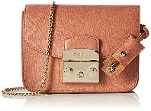 19ce06aa8a8 FURLA Metropolis Mini Cross-Body Handbag Metropolis Mini Cross body with  chain strap