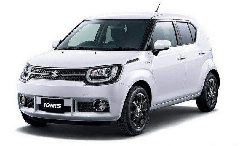 Suzuki Ignis Im 4 Concept Officially Revealed Before Debut At