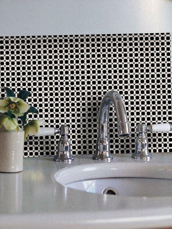 14+ Kitchen tile stickers floor ideas